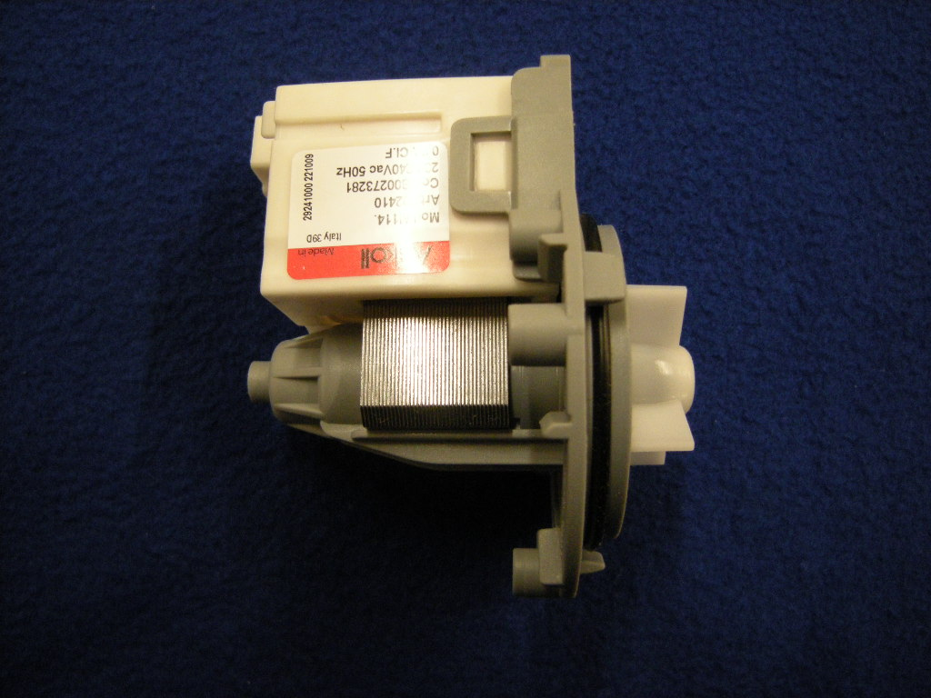 GENUINE INDESIT/HOTPOINT DRAIN PUMP